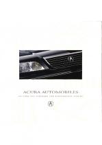 1997 Acura Full Line