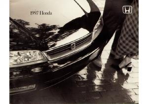 1997 Honda Full Line