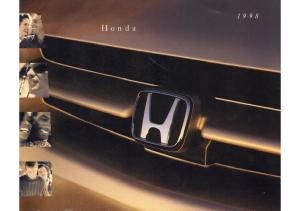 1998 Honda Full Line