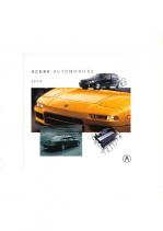 1999 Acura Full Line