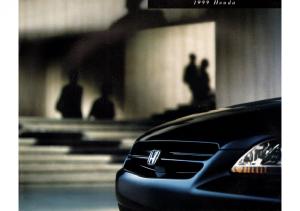 1999 Honda Full Line