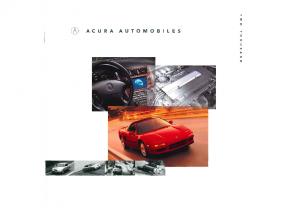2000 Acura Full Line