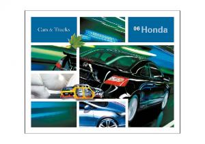 2006 Honda Full Line