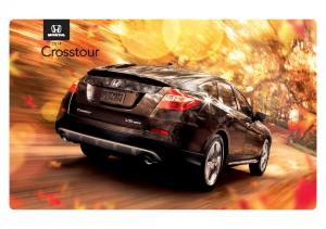 2014 Honda Crosstour