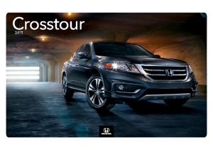 2015 Honda Crosstour
