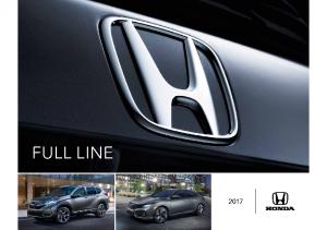 2017 Honda Full Line