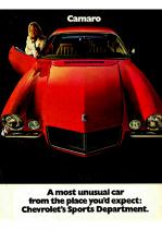 1970 Chevrolet Camaro V2