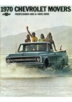 1970 Chevrolet Pickup Trucks V1
