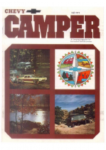 1971 Chevrolet Camper