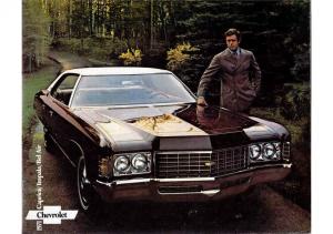 1971 Chevrolet Caprice-Impala-Belair