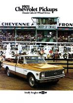 1971 Chevrolet Pickups