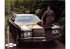 1971 Chevrolet Full Line