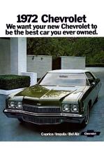 1972 Chevrolet Caprice-Impala-Belair