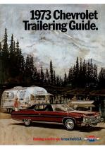 1973 Chevrolet Trailering Guide