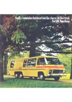 1973 GMC Motor Home