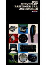 1975 Chevrolet Accessories
