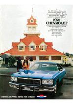 1975 Chevrolet Caprice-Impala-Bel Air