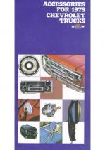 1975 Chevrolet Truck Accessories
