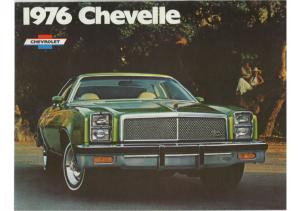 1976 Chevroloet Chevelle