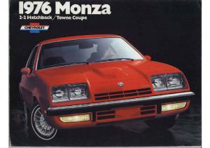 1976 Chevroloet Monza