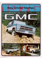 1976 GMC Jimmy-Suburban-Rally Wagon
