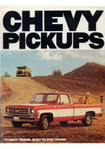 1977 Chevrolet Pickups V1
