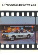 1977 Chevrolet Police