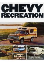 1977 Chevrolet Recreation Vehicles