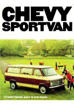 1977 Chevrolet Sportvan
