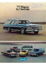1977 Chevrolet Wagons