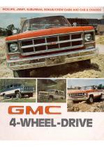 1977 GMC 4WD