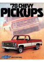 1978 Chevrolet Pickups