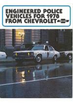 1978 Chevrolet Police