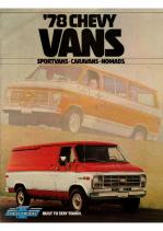 1978 Chevrolet Vans
