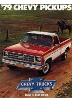 1979 Chevrolet Pickups