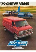 1979 Chevrolet Vans