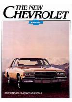 1980 Chevrolet Caprice