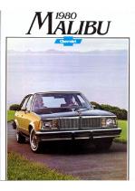 1980 Chevrolet Malibu
