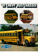 1981 Chevrolet Bus Chassis