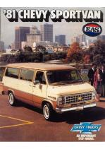 1981 Chevrolet Sportvan