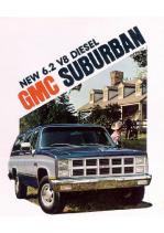 1982 GMC Suburban