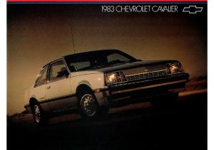 1983 Chevrolet Cavalier CN