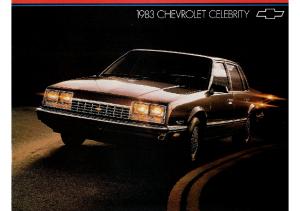 1983 Chevrolet Celebrity CN