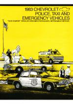 1983 Chevrolet Emergency Vehicles
