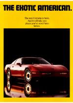 1984 Chevrolet Corvette Intro