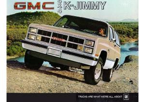 1984 GMC Jimmy