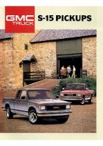 1984 GMC S-15 Pickup