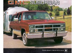 1984 GMC Suburban