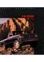 1985 Chevrolet S-10 Pickup