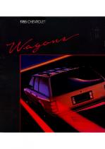 1985 Chevrolet Wagons